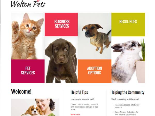 walton pets